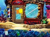 Freddi Fish 5: The Case of the Creature of Coral Cove Windows The Barbershop appears to be locked. Barbershop? For Fish?