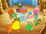 Freddi Fish 5: The Case of the Creature of Coral Cove Windows What could be going on?