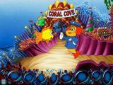Freddi Fish 5: The Case of the Creature of Coral Cove Windows Coral Cove Park is closed on account of sea monsters....