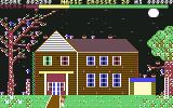Chiller Commodore 64 The haunted house