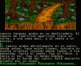 The Wizard of Oz MSX Canyon