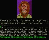 The Wizard of Oz MSX Lion
