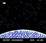 Halley Wars NES Leaving Mother Earth