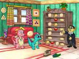 Dragon Tales: Learn & Fly With Dragons Windows Mr. Dustfree asks you to put his shelves in order