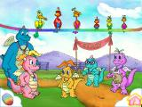 Dragon Tales: Learn & Fly With Dragons Windows The three little dragons are finally ready to fly!