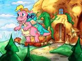 Dragon Tales: Learn & Fly With Dragons Windows Leaving Cassie's house on your way to earn a Badge