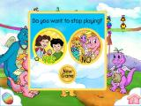 Dragon Tales: Learn & Fly With Dragons Windows You can exit or play a new game