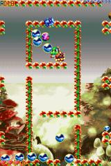 Bubble Bobble Revolution Nintendo DS If you take too long clearing a stage it will start becoming even more difficult.