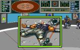 Killerball DOS One of the player is unconscious