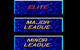 Killerball Amstrad CPC League Selection