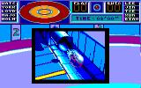 Killerball Amstrad CPC The Ball is thrown...