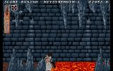 Sword of Sodan Amiga Lava death