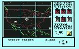 WarGames  Commodore 64 Overhead map