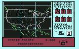 WarGames  Commodore 64 A counter strike got launched.