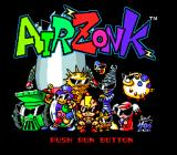 Air Zonk TurboGrafx-16 Air Zonk!