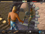 Time Commando Windows Roman Empire: Grappling with gauls.