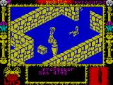 Pyracurse ZX Spectrum In a room, with treasure