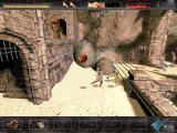 Time Commando Windows European Middle Ages: Kicking knights.
