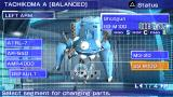Ghost in the Shell: Stand Alone Complex PSP Arming Tachikoma with new weapons.