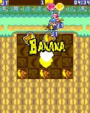 Monkey Business ExEn After you've done a line, you will collect bananas required by the boss to finish the level
