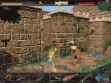 Time Commando Windows Conquistadors: Intimidating incas.