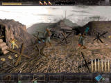 Time Commando Windows Modern Wars: Shooting soldiers.
