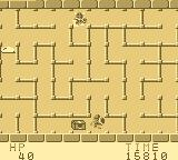 The Tower of Druaga Game Boy Here you've found a treasure chest, which contains special items.