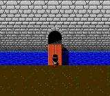 The Quest of Ki NES The goes Ki into the tower.