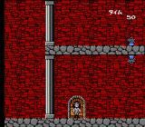 The Quest of Ki NES Ki enters the first floor.