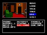 Fedora Spade: The Red Ring Windows An overview of the different types of evidence the player can use.