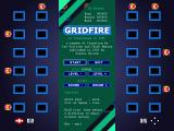Gridfire Windows Title screen