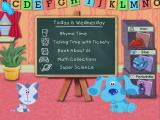 Blue's Clues Kindergarten Windows Blue has set up activities for Periwinkle and you. You even have a cubby!