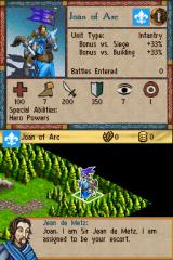 Age of Empires: The Age of Kings Nintendo DS Beginning the first chapter.