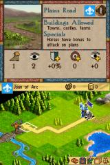 Age of Empires: The Age of Kings Nintendo DS Unlike its console and PC counterparts, all movement in the DS version of the game is turn-based.