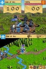 Age of Empires: The Age of Kings Nintendo DS It's over - the enemy has been obliterated.