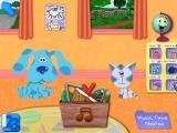 Blue's Clues: Blue Takes You to School Windows Here's the music activities box...but first listen to the globe