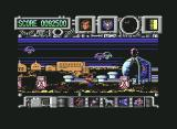 Hysteria Commodore 64 Level three is the game's final level and is set in space.