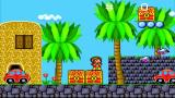 Sega Genesis Collection PSP Alex Kidd in the Enchanted Castle (Stretched to full screen)