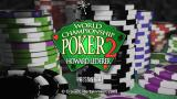 World Championship Poker 2 featuring Howard Lederer PSP Title screen