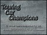 Touring Car Champions DOS Intro screen