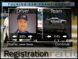 Touring Car Champions DOS Round registration