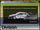 Touring Car Champions DOS 3 different divisions