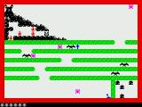 Realm of the Undead ZX Spectrum A tight spot