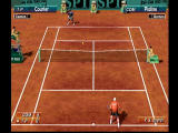 Virtua Tennis Dreamcast Clay Court