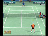 Virtua Tennis Dreamcast Indoor Court