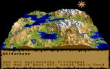 The Four Crystals of Trazere Amiga Map