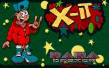X-It Amiga Title screen