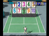 Virtua Tennis Dreamcast Training Game