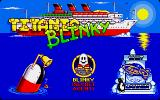 Titanic Blinky Amiga Title screen