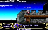 Spike in Transilvania Amiga Killed by a lightning bolt